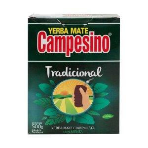 Campesino Natural Herbs Tradicional 500g Miętowa!
