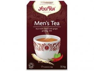 Herbata Dla Mężczyzn Bio 17x1,8g Yogi Tea