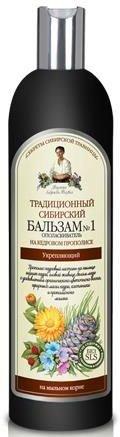 BALSAM NO 1 WZMACNIAJĄCY 550 ml - AGAFI