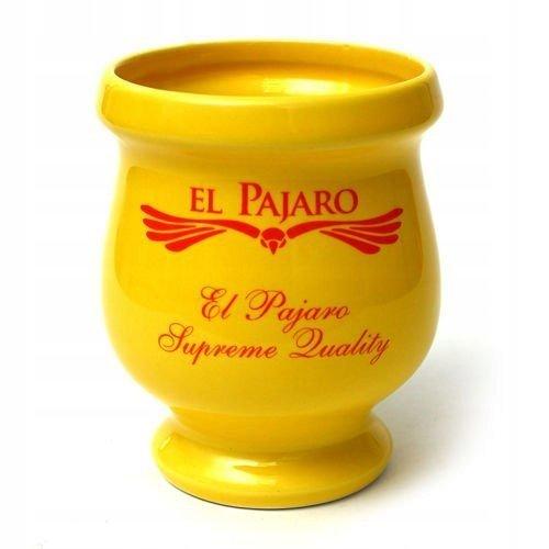 Matero Porongo Żółte El Pajaro 300 ml - Yerba Mate
