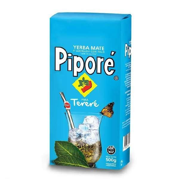 Yerba Mate Pipore Terere - 500g Idealna na lato!