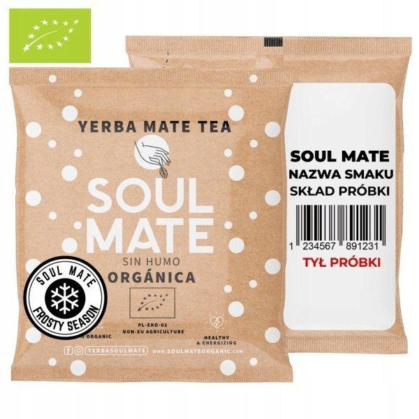 Yerba Soul Mate Organica Frosty Season 50g BIO