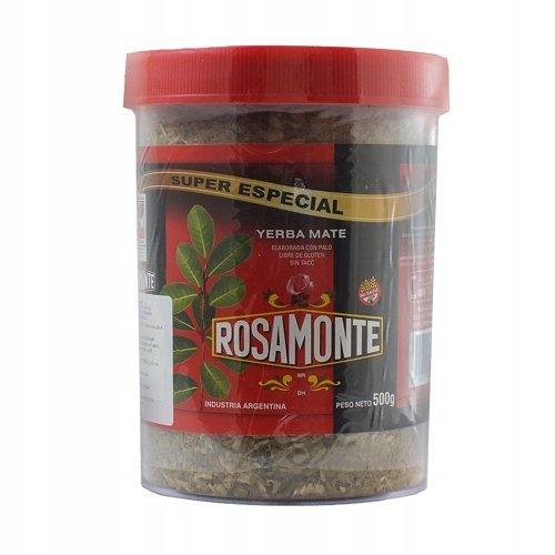 Yerba Mate Rosamonte Super Especial 500g SŁOIK