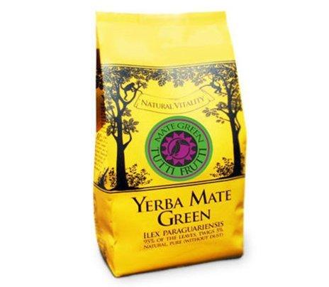 Yerba Mate Green Tutti Frutti - 50g Moc Owoców!