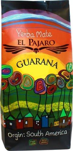 Yerba Mate El Pajaro Guarana - 1kg Energia