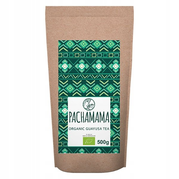Ilex Guayusa 500g Energia Relax Pachamama