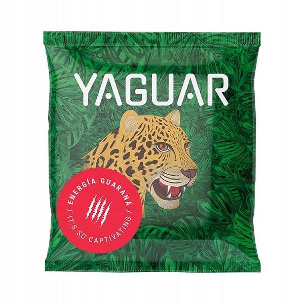 Yerba Mate Yaguar Mas Energia Guarana 50g