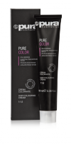 PURA PURE COLOR FARBA DO WŁOSÓW 100ML 6/62 Dark Burgundy Blond