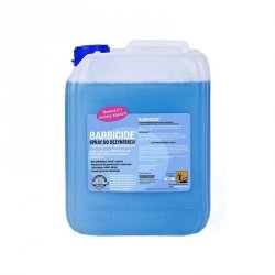 BARBICIDE Spray do dezynfekcji wszystkich powierzchni zapachowy - uzupełnienie 5 L