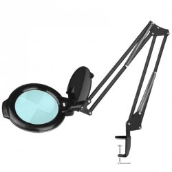 LAMPA LUPA LED MOONLIGHT 8013/6 BLACK DO BLATU