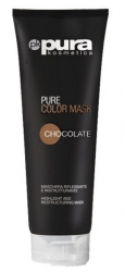 PURA COLOR MASK MASKA DO WŁOSÓW CHOCOLATE 250ML