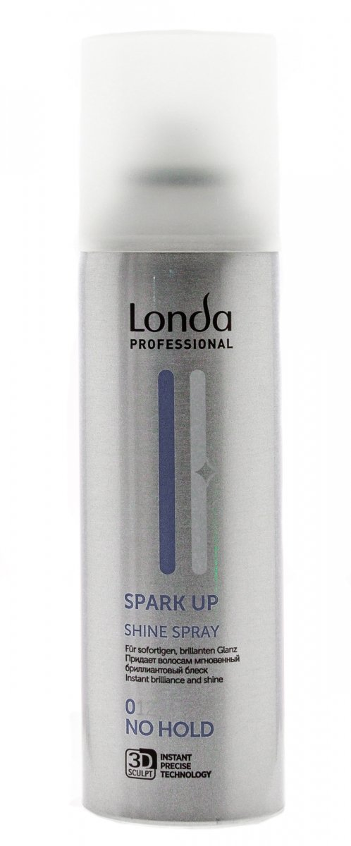 LONDA SPARK UP SHINE SPRAY NABŁYSZCZACZ DO WŁOSÓW 200ML