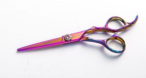 fox glamour nożyczki fryzjerskie 5,5