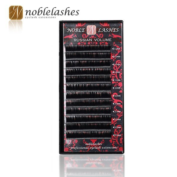 NOBLE LASHES RUSSIAN VOLUME D 0,1 MIX