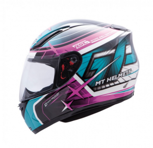 MT KASK INTEGRALNY REVENGE REPLICA GP (5/5 GWIAZDEK W TESTACH SHARP)