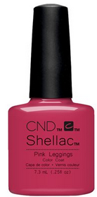 CND Shellac - Pink Leggings