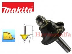 FREZ DO DREWNA PROFIL 8mm MAKITA D-11558