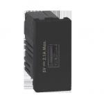 Ładowarka USB K45 USB 2.0 - A 5V DC 2,1A 45×22,5mm grafit