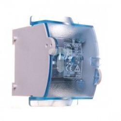 Odgałęźnik 1P 1x70mm2/4x25mm2 niebieski OBL 70/25-1 R35RW-01040000401