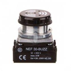 Sygnalizator dźwiękowy z sygnałem ciągłym W0-NEF30-BUZZ