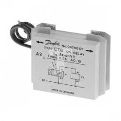 Moduł czasowy 0,5-20s 110-240V AC ETB-OFF 047H0183