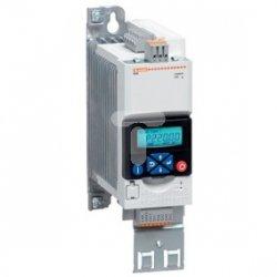 Falownik 3 fazowy 0,4kW Uwe=3x400-480V, Uwy=3x400-480V/1,3A filtr EMC VLB30004A480