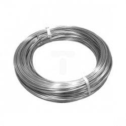 Drut aluminiowy fi 8 ( 20 kg - ok 148 mb) DRA 8/20