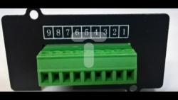 Karta styków bezpotencjałowych do UPS IPS Line-Interactive. Wyjścia przekaźnikowe. Zdalne sterowanie przewodowe KU-CARD-AS400-LI