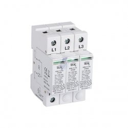 Ogranicznik przepięć KSD-T1+T2 275/180 3P 23921