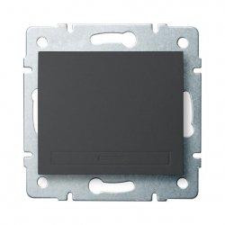 Łącznik jednobiegunowy DOMO 01-1000-241 gr 24888