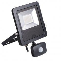 Naświetlacz LED z czujnikiem ruchu ANTOS LED 30W-NW-SE B 27096