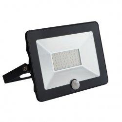 Naświetlacz LED z czujnikiem ruchu GRUN LED N-30-B-SE 31068
