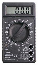 DT830 BUZ / M830 BUZ  multimetr  cyfrowy  z buzzerem
