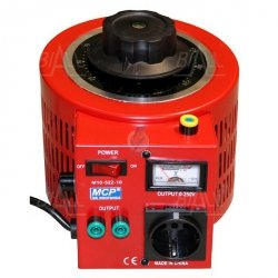 Autotransformator reg.  M10-522-10 250/4  1kVA MCP