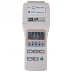 TES32A Tester akumulatorów i baterii