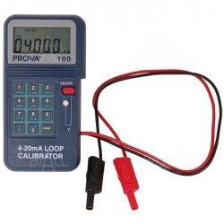 PROVA100 Kalibrator-zadajnik pętli prądowej 4-20mA/24V
