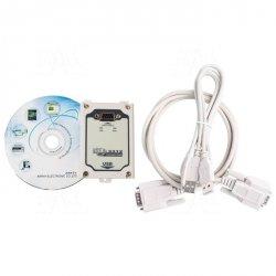 ARRAY AR3312 interface RS232/USB + progr. do serii 364xA/371xA