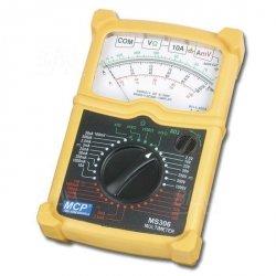 MS306 Multimetr analogowy AC/DC 1000V, 10A