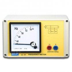 JL01 Miernik częstotliwości 45-55Hz szkolny