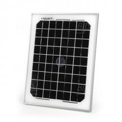 Panel PV monokryst. 12V/10W (270x18x360) Maxx