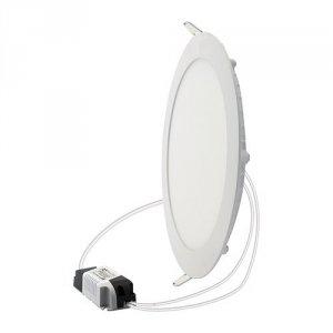 SLIM LED C 18W WHITE 6500K