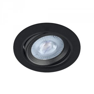 MONI LED C 5W NW BLACK