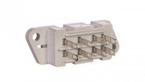 Podstawka 5A 250V AC do R2M do lutowania G2M 592064