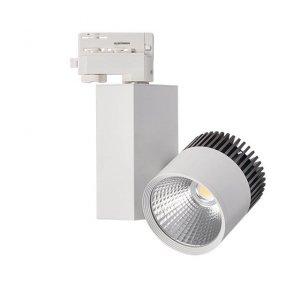 Projektor na szynoprzewód TRAKO LED COB-20 22621
