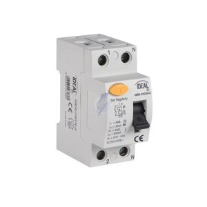 Wyłącznik różnicowo-prądowy, 2P KRD6-2/40/30-A 23189