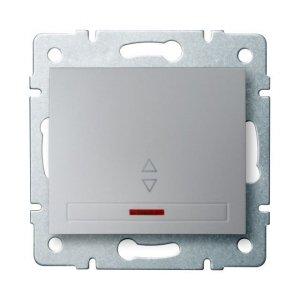 Łącznik schodowy LED DOMO 01-1140-243 sr 24845