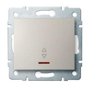 Łącznik schodowy LED LOGI 02-1140-103 kr 25141