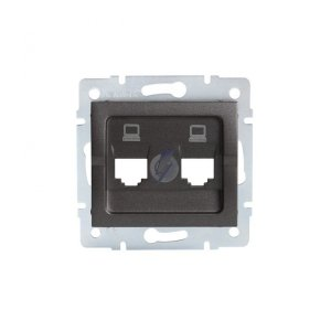 Adapter gniazda RJ45 LOGI 02-1419-041 gr 25939