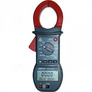 CHY98P Miernik cęgowy kW/kVA/kVAR, harmoniczne
