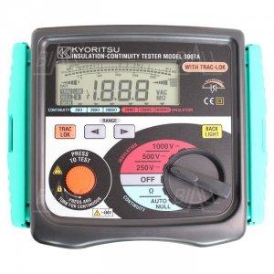 KEW3007A Miernik rezystancji izolacji 250V-1000V